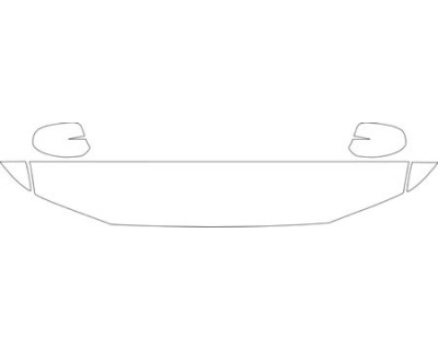 2001 BUICK REGAL  HOOD FENDER ANDMIRROR KIT