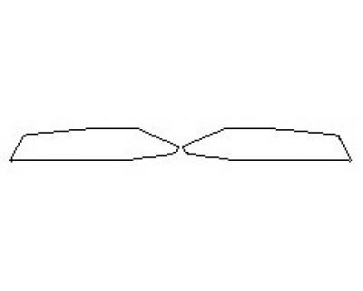 2017 LAMBORGHINI AVENTADOR LP750-4 SV ROADSTER Tail Lights