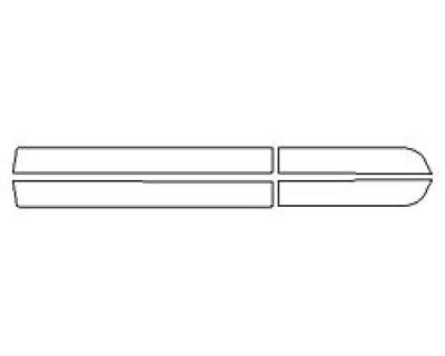 2020 CHEVROLET SONIC HATCHBACK PREMIER Doors