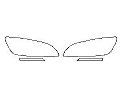 2018 VOLVO S60 DYNAMIC Headlights Fog Lights