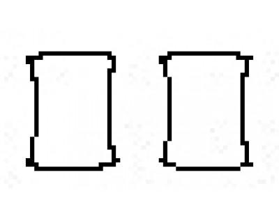 2020 VOLKSWAGEN BEETLE 2.0T SEL Door Cups