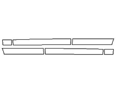 2018 VOLVO XC60 MOMENTUM HYBRID Doors