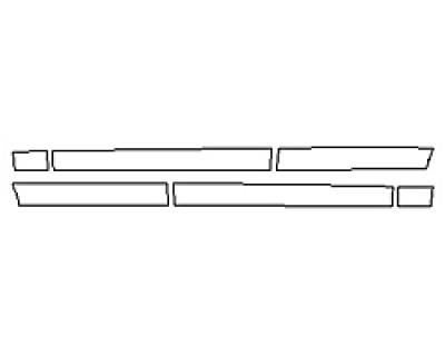 2018 VOLVO XC60 R-DESIGN HYBRID Doors