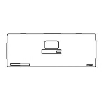 2018 GMC SIERRA 3500HD SLE Tail gate