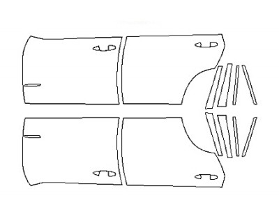 2018 BMW X5 SDRIVE35I LUXURY DESIGN Full Doors