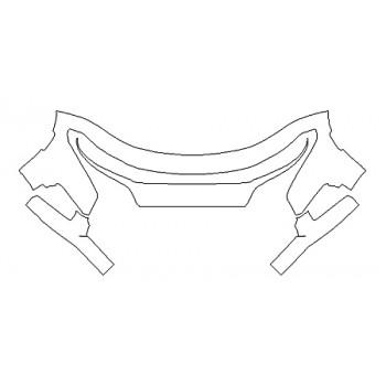 2020 DODGE CHARGER GT PLUS Bumper (36 Piece)
