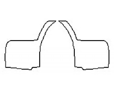 2019 ACURA TLX A-SPEC Roof A-Pillars