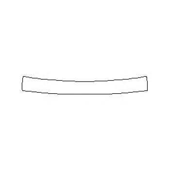 2019 BUICK REGAL SPORTBACK ESSENCE Rear Bumper Deck