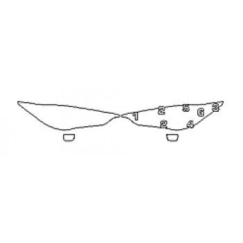 2020 INFINITI QX50 ESSENTIAL Headlights Fog lights
