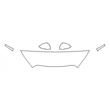 2020 SUBARU ASCENT LIMITED Hood(18 Inch) Fenders Mirrors