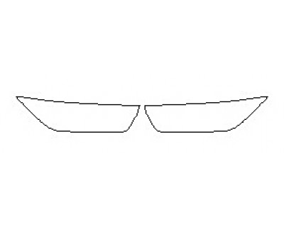2020 VOLVO XC40 R-DESIGN Headlights