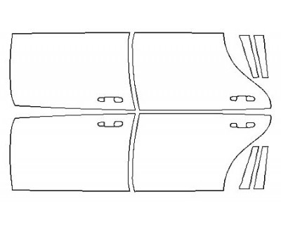 2018 MERCEDES S-CLASS SEDAN S450 4MATIC AMG LINE Full Doors