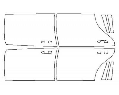 2018 MERCEDES S-CLASS SEDAN S560 AMG LINE Full Doors