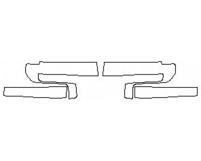 2020 CHEVROLET SILVERADO 1500 Z71 Headlights