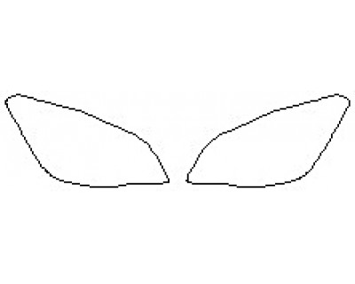 2019 KIA K900 Headlights
