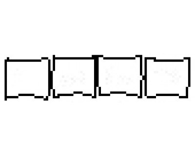 2019 KIA K900 Door Cups