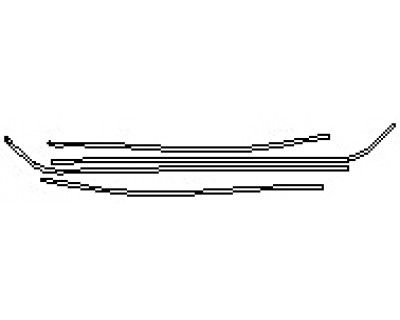 2019 KIA K900 Door Edge Guards