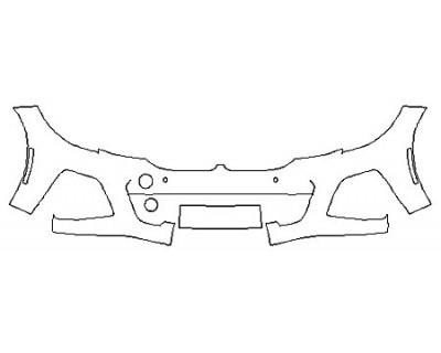 2020 BMW M340I Bumper