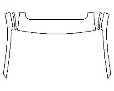 2020 BMW M340I Roof A-Pillars
