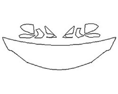 2020 TOYOTA SUPRA PREMIUM Hood(24 Inch Wrapped Edges) Fenders Mirrors