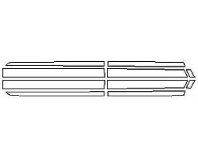 2019 BENTLEY BENTAYGA MULLINER Doors