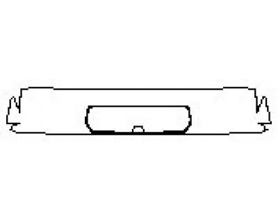 2020 CHEVROLET SILVERADO 1500 CUSTOM TRAILBOSS Spoiler (3rd Brake Light Camera)