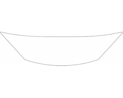 2001 CHRYSLER SEBRING SEDAN  HOOD KIT