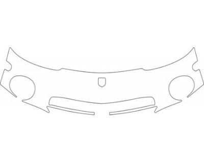 1997 DODGE VIPER  BUMPER KIT