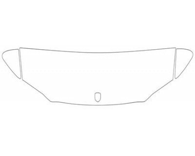1997 DODGE CARAVAN  HOOD AND FENDER KIT