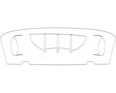 1997 DODGE DAKOTA  LOWER BUMPER KIT