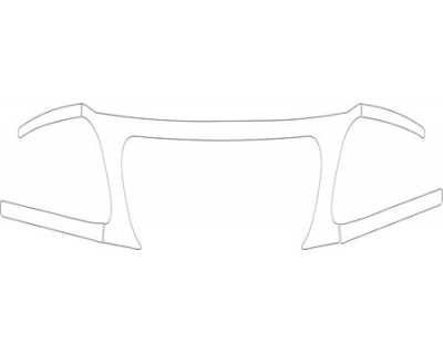 1997 FORD EXPEDITION  GRILLE KIT