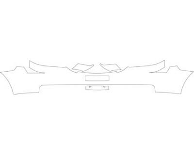 2006 HYUNDAI AZERA GLS  Bumper Kit