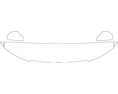 2001 LINCOLN CONTINENTAL  HOOD FENDER AND MIRROR KIT