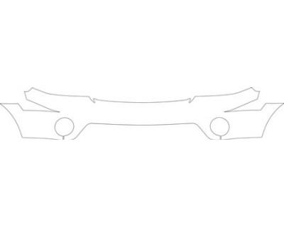 2011 LINCOLN AVIATOR LUXURY  Bumper Kit