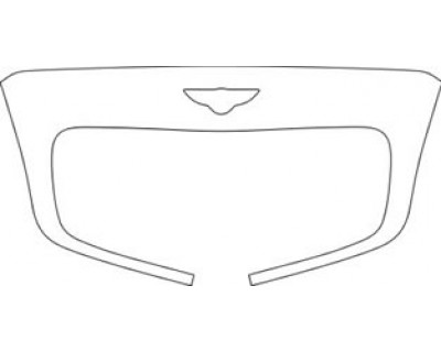 2004 BENTLEY CONTINENTAL GT  Grille Kit