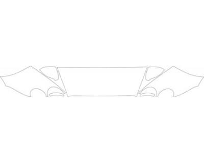 2004 BENTLEY CONTINENTAL GT  Hood Fender Mirror Kit