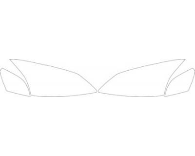 2008 PONTIAC G6 CONVERTIBLE  Headlight Kit