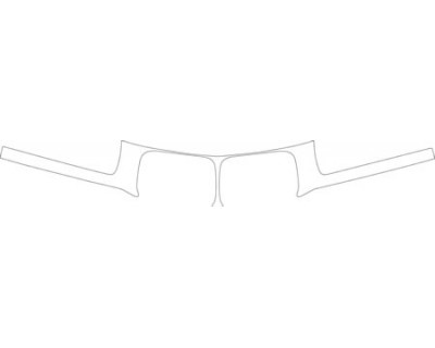 1995 BMW 3 SERIES CONVERTIBLE  GRILLE KIT