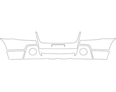 2007 SUZUKI GRAND VITARA BASE  Bumper Kit
