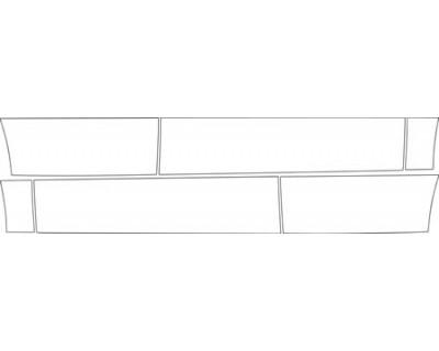 2007 SUZUKI GRAND VITARA BASE  Doors Kit
