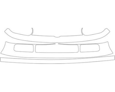 1999 VOLKSWAGEN GTI LIMITED  Bumper Kit