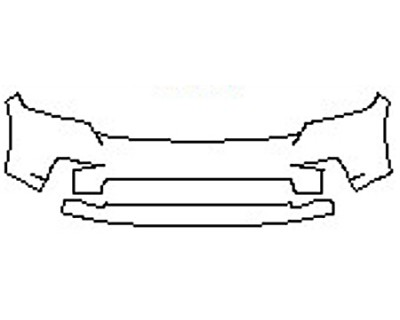 2017 DODGE RAM 1500 Bumper(Sport 2 Piece)
