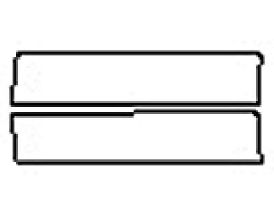 2017 DODGE RAM 1500 Doors (Reg Cab)
