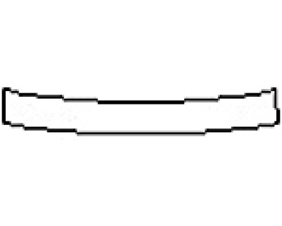 2017 DODGE CHARGER RT SCAT PACK Rear Bumper Deck
