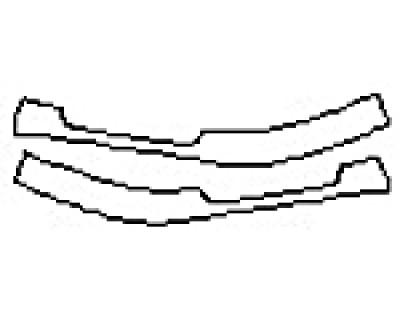 2017 MERCEDES C-CLASS C63 AMG S SEDAN Door Sills