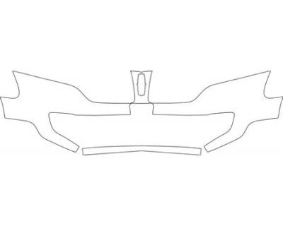 2011 LINCOLN MKT ULIMATE  Bumper Kit