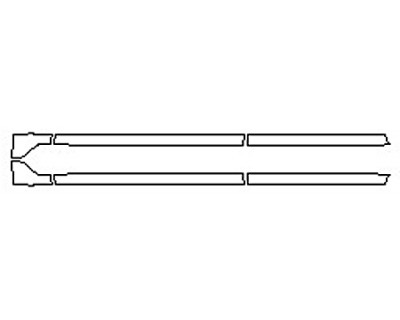2016 LEXUS LS 460 Doors