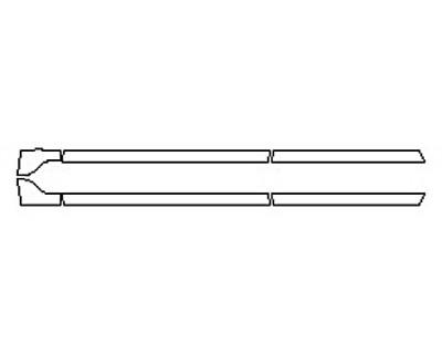2016 LEXUS LS 460 F-SPORT Doors