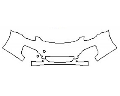 2016 PORSCHE BOXTER BASE Bumper (2 Piece)