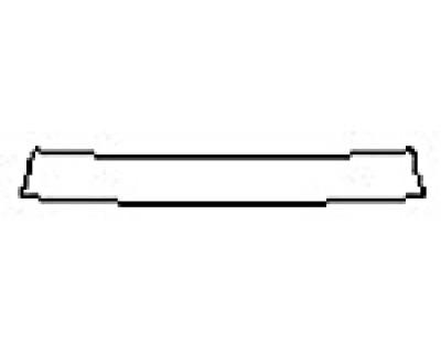 2016 SCION FR-S Rear Bumper Deck